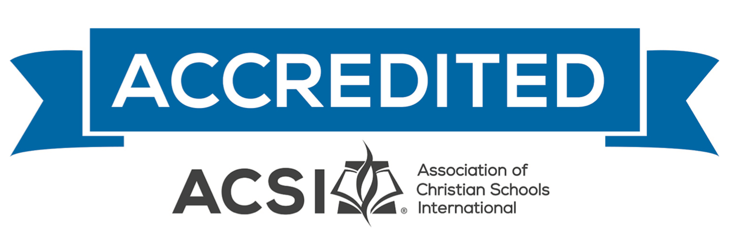 ACSI Accreditation Logo
