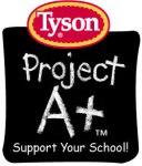 Tyson Project A+ Logo